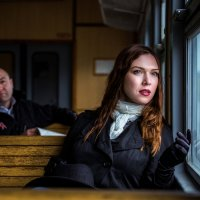 Train Story :: Виталий Шевченко