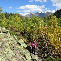 Прогулка в горах :: Светлана Попова