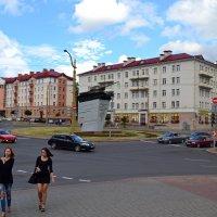 Прогулки по городу :: Ольга