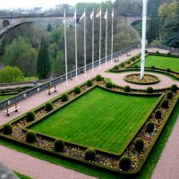 Мост Адольфа,Люксембург :: svetlana.voskresenskaia