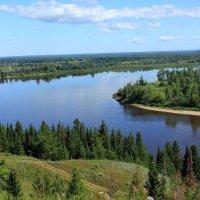 Река Вятка :: Рашид