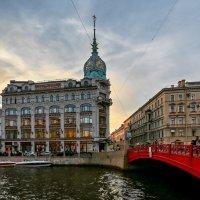 Красный мост :: dragonflight78.klimov