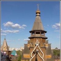 Москва. Измайловский Кремль. :: Михаил Розенберг