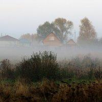 Вечерний туман :: Николай Масляев
