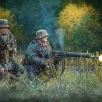 «На Западном фронте без перемен» :: Виктор Седов