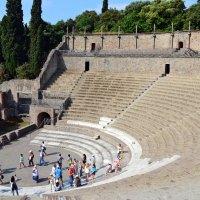 Амфитеатр в Помпеях :: Ольга