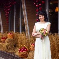Яблочная невеста :: КатеринаS S