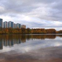В отраженьях октября :: Татьяна Ломтева