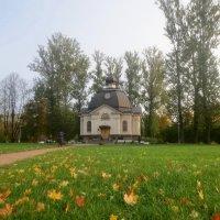 церковь в парке Победы :: Елена