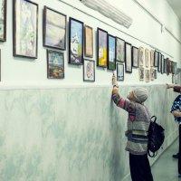 """Выставка картин """"Другое измерние"""" :: Марина Алексеева"""