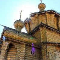Храм во имя Всех святых :: Gaivor ina