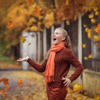 Осень! :: Олька Никулочкина