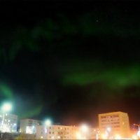Огни ночного Североморска :: Кай-8 (Ярослав) Забелин