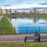 В парке :: Любовь Потеряхина