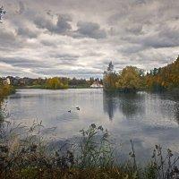 Чёрное озеро :: ник. петрович земцов