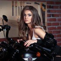 Bikers Girl :: Тамара Нижельская