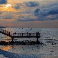 Закат на Балтике :: Ирина Kачевская