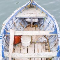 Лодка спокойствия :: Ульяна Альбинская