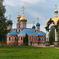 Воскресенский монастырь. Самара :: MILAV V