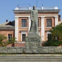 Памятник Назукина :: Наиля