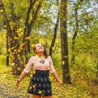 Радостная осень. :: юрий Амосов