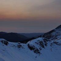 Закат в горах :: Виолетта