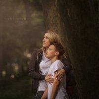 мама и сын :: Вера Кристеченко