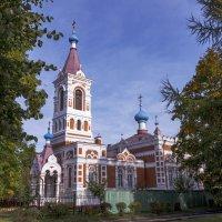Храм Алексия человека Божия в Лиепае :: Аркадий