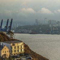 Бухта Золотой рог, Владивосток :: Эдуард Куклин