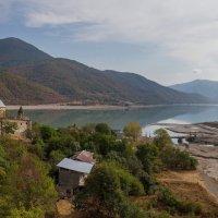 Грузия. Замок-крепость Ананури :: Владимир Сарычев