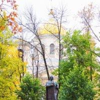 Храм в честь Александра Невского :: Tasha