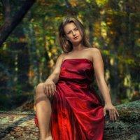 Аня :: Солнечная Лисичка =Дашка Скугарева