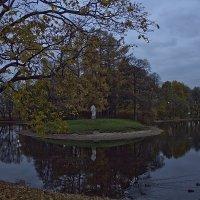 Парк вечерней порой... :: Senior Веселков Петр