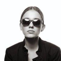 Модель черно-белая :: Василий Рябов