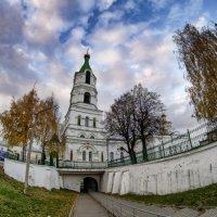 Осень в провинции :: Роман Шершнев