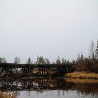 Старый мост :: Михаил Макаров