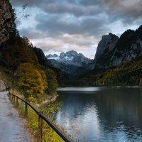 Горное озеро. :: Максим Гуревич