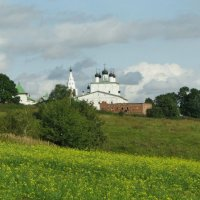 Богородицерождественский Анастасов мужской епархиальный монастырь :: Константин