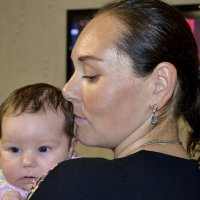 Мать и дитя... :: Aлександр **