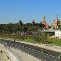 Москва с парящего моста :: ninell nikitina