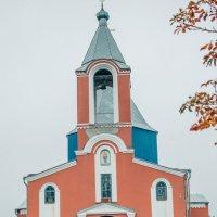 сельская церквушка :: Olga Schejko