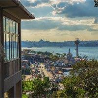 Пристань Ускюдар в Стамбуле :: Ирина Лепнёва