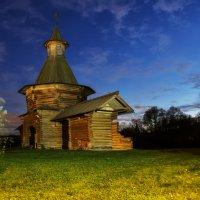 башня николо-корельского монастыря в коломенском :: Александр Шурпаков