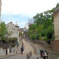 Париж,улочки Монмартра :: svetlana.voskresenskaia