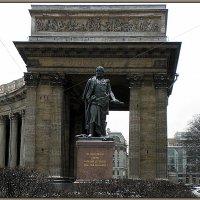 Памятник Барклаю де Толли. :: Вера