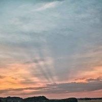 лучи восходящего солнца :: юрий иванов