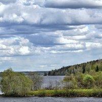Свирские пейзажи :: Nikolay Monahov