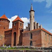 Замки восточной пруссии-Reszel • Rössel :: donat