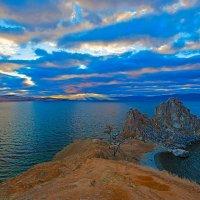 Тучи над Малым Морем :: Анатолий Иргл