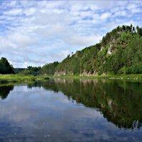 Уральская река Чусовая :: Leonid Rutov